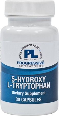 5-Hydroxy L-Tryptophan   (30 Capsules)