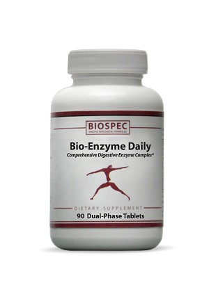 BioSpec Bio-Enzyme Daily (90 Tablets)