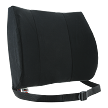 Sitback Rest Lumbar Support Cushion (Black)