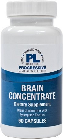 Brain Concentrate   (90 Capsules)