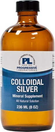 COLLOIDAL SILVER    (4 OZ)
