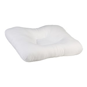 Tri-Core Cervical Support Pillow Petite Standard Firm – White (FIB-219)