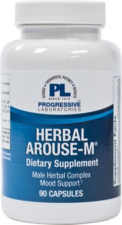 HERBAL AROUSE-M®   (90 Capsules)