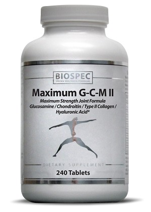 BioSpec Maximum II GCM (240 Capsules)