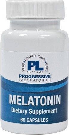 MELATONIN   (60 Capsules)