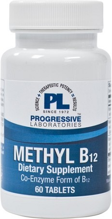 Methyl B-12    (60 Tablets